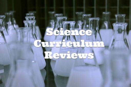 Science Curriculum Reviews