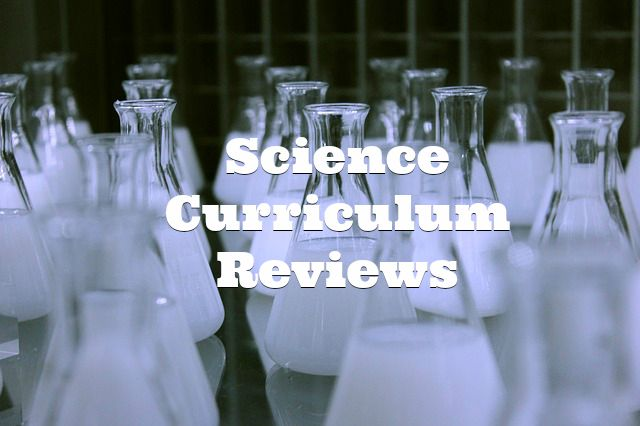 Science Curriculum Reviews