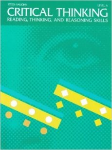 critical thinking workbooks reviews Gift of logic offers worldwide sales of test preparation and psat workbooks focused on developing critical thinking skills and logical reasoning place an order today.