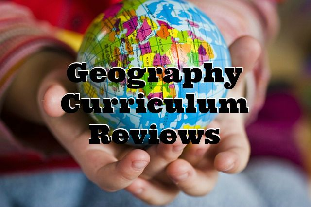 Geography Curriculum Reviews
