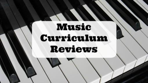 Music Curriculum Reviews