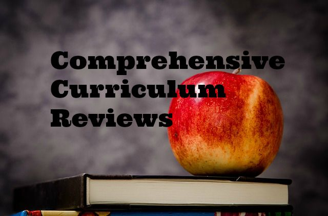 Comprehension Curriculum Reviews