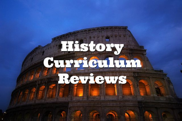 History Curriculum Reviews