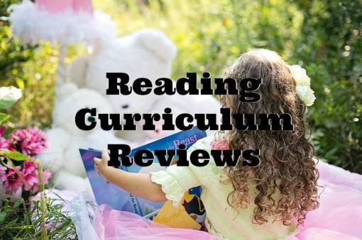 Reading Curriculum Reviews
