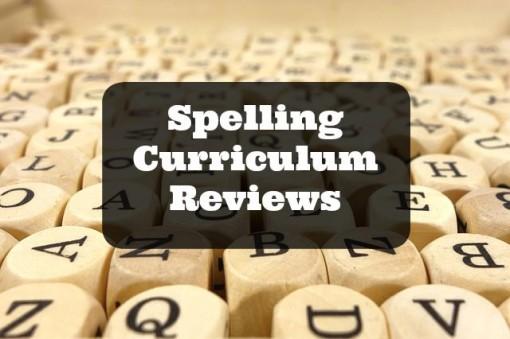 Spelling Curriculum Reviews
