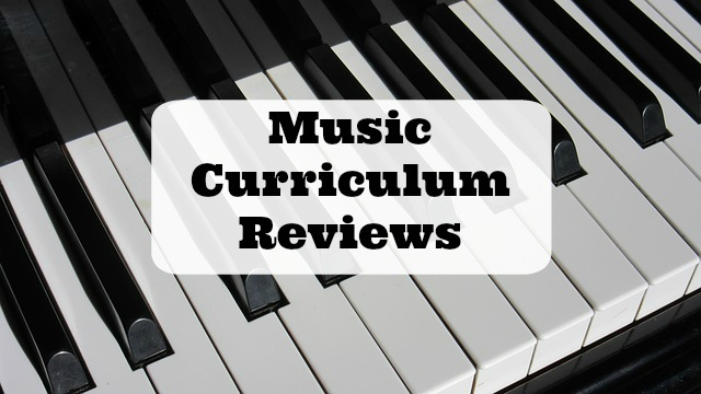 Music Curriculum Reviews
